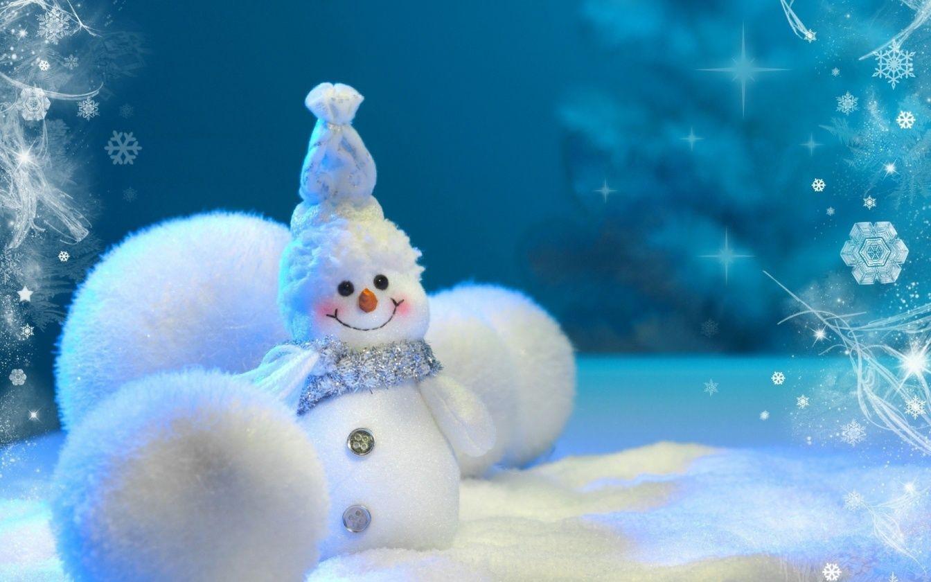 Поздравление от снежинки с новым годом прикольные